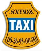 Solymár taxi Önnek is!