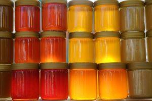 Queen bee manuka mézek és más Új-Zélandi mézek